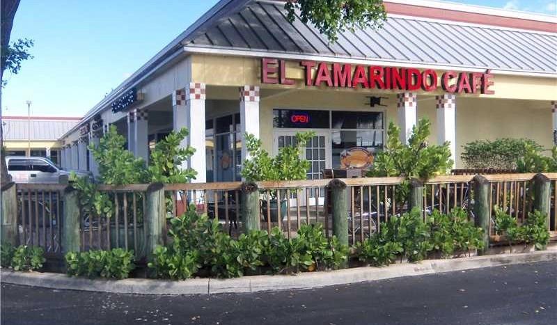 el tamarindo cafe store front